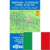 Itálie 1:25 000