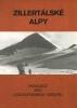 Alpy: Zillertálské Alpy - průvodce