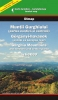 Dimap: Muntii Gurghiului - Gurghiu Mountains - sever a centrální