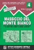 IGC 04: Monte Bianco / Mont Blank 1:50 000