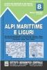 IGC 08: Alpi Marittime e Liguri 1:50 000