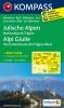 Kompass: WK 064 Julische Alpen-Nationalpark Triglav 1:25 000