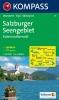 Kompass: WK 17 Salzburger Seen-Kobernaußer Wald 1:50 000