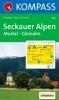 Kompass: WK 223 Seckauer Alpen-Murtal-Gleinalm 1:50 000
