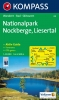 Kompass: WK 66 NP-Region Nockberge-Liesertal 1:50 000