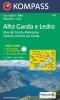 Kompass: WK 690 Alto Garda e Ledro 1:25 000
