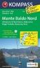 Kompass: WK 691 Monte Baldo Nord 1:25 000