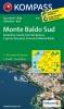 Kompass: WK 692 Monte Baldo Süd 1:25 000