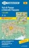 Tabacco: WK 06 Val di Fassa e Dolomiti Fassane / Dolomity Fassa