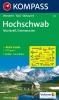 Kompass: WK 212 Hochschwab-Mariazell 1:50 000