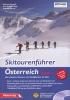 Alpinverlag: Skitourenführer Österreich, Band 1 + dvd