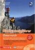 Alpinverlag: průvodce Klettersteigführer Österreich + dvd