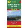 FB: AK 0618 Sicílie - Palermo 1:150 000