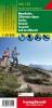 FaB: WK 152 Mayrhofen - Zillertaler Alpen 1:50 000