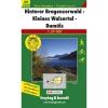 FaB: WK 5364 Hinterer Bregenzerwald 1:35 000