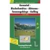 FaB: WK 5392 Gosautal-Abtenau 1:35 000