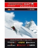 Freeride Map: freeride mapa Zermatt 1:25 000