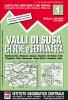 IGC 01: Valli di Susa, Chisone e Germanasca 1:50 000