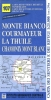 IGC 107: Monte Bianco - Courmayer - Chamonix Mont Blanc 1:25 000