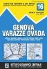 IGC 16: Genova, Varazze, Ovada 1:50 000