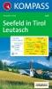 Kompass: WK 026 Seefeld-Leutasch 1:25 000
