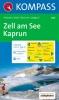 Kompass: WK 030 Zell am See-Kaprun 1:35 000