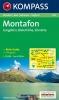 Kompass: WK 032 Alpenpark Montafon 1:25 000