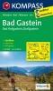 Kompass: WK 040 Bad Gastein-Bad Hofgastein 1:35 000