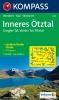 Kompass: WK 042 Inneres Ötztal-Gurgler Tal-Venter Tal-Pitztal