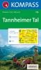 Kompass: WK 04 Tannheimer Tal 1:35 000