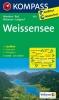 Kompass: WK 060 Weißensee 1:25 000