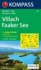 Kompass: WK 062 Villach-Faaker See 1:25 000