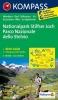 Kompass: WK 072 Nationalpark Stilfser Joch/Parco Nazionale dello