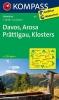 Kompass: WK 113 Davos-Arosa-Prättigau-Klosters 1:50 000