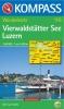 Kompass: WK 116 Vierwaldstätter See-Luzern 1:50 000