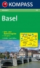 Kompass: WK 127 Basel 1:50 000