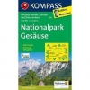 Kompass: WK 206 Nationalpark Gesäuse 1:25 000