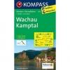 Kompass: WK 207 Wachau-Kamptal 1:50 000