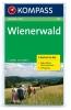 Kompass: WK 208 Wienerwald 1:25 000