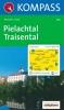 Kompass: WK 213 Pielach-Traisental-St. Pölten 1:50 000