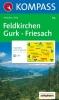 Kompass: WK 214 Feldkirchen-Gurk-Friesach 1:50 000