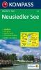 Kompass: WK 215 Neusiedler See 1:50 000