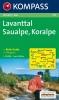 Kompass: WK 219 Lavanttal-Saualpe-Koralpe 1:50 000