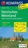 Kompass: WK 224 Steirisches Weinland 1:50 000