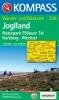 Kompass: WK 226 Joglland 1:50 000