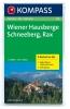 Kompass: WK 228 Wiener Hausberge 25T (2-mapy) 1:25 000