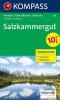 Kompass: WK 229 Salzkammergut (2-mapy) 1:50 000