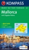 Kompass: WK 230 Mallorca 1:75 000