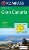 Kompass: WK 237 Gran Canaria 1:50 000