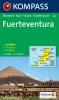 Kompass: WK 240 Fuerteventura 1:50 000